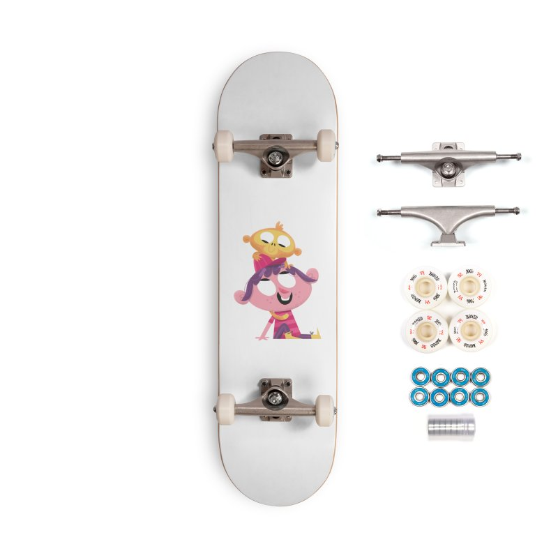 Best Friends Forever! Accessories Complete - Premium Skateboard by amirabouroumie's Artist Shop