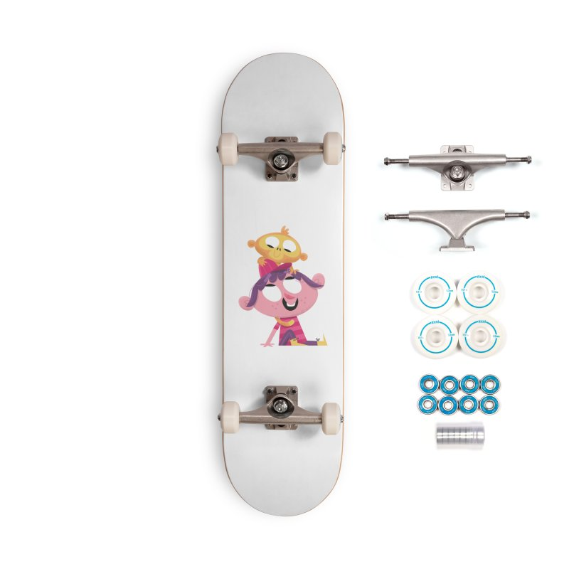 Best Friends Forever! Accessories Complete - Basic Skateboard by amirabouroumie's Artist Shop