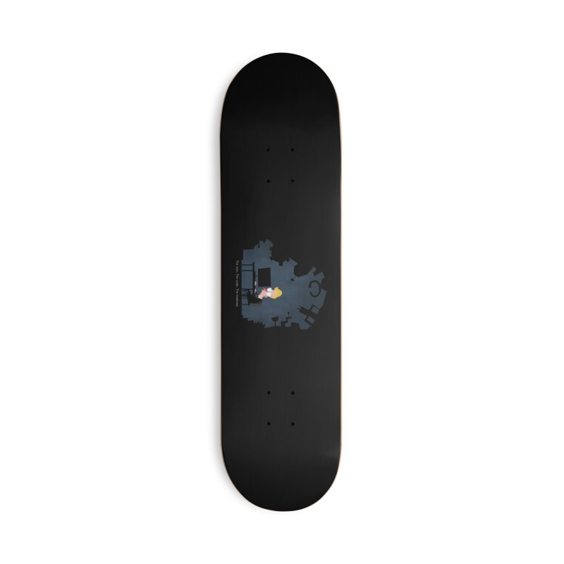The Man. The Code. The Madness. Accessories Skateboard by amirabouroumie's Artist Shop