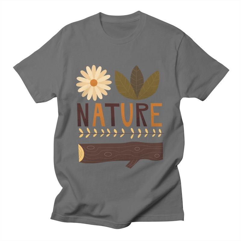 Outdoors Vintage Nature T-Shirt | Retro Camping Design Women's T-Shirt by amirabouroumie's Artist Shop