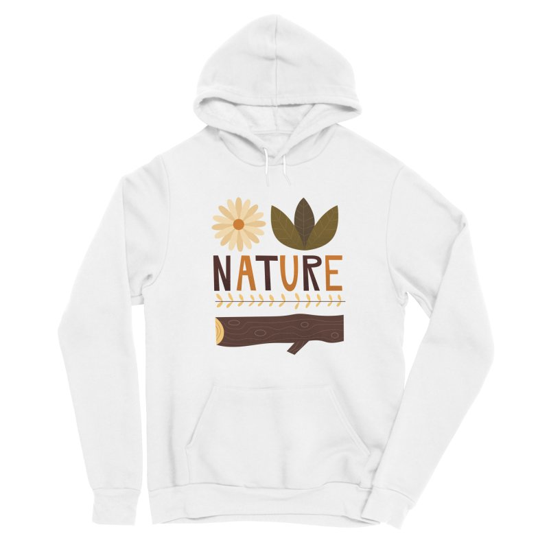 Outdoors Vintage Nature T-Shirt   Retro Camping Design Men's Pullover Hoody by amirabouroumie's Artist Shop