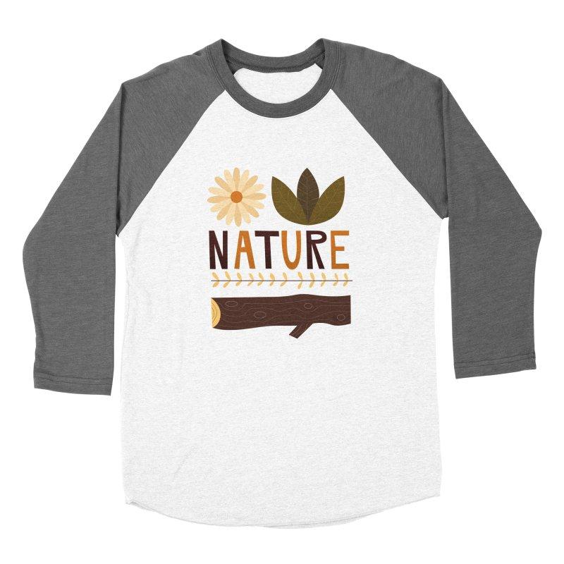 Outdoors Vintage Nature T-Shirt | Retro Camping Design Women's Longsleeve T-Shirt by amirabouroumie's Artist Shop