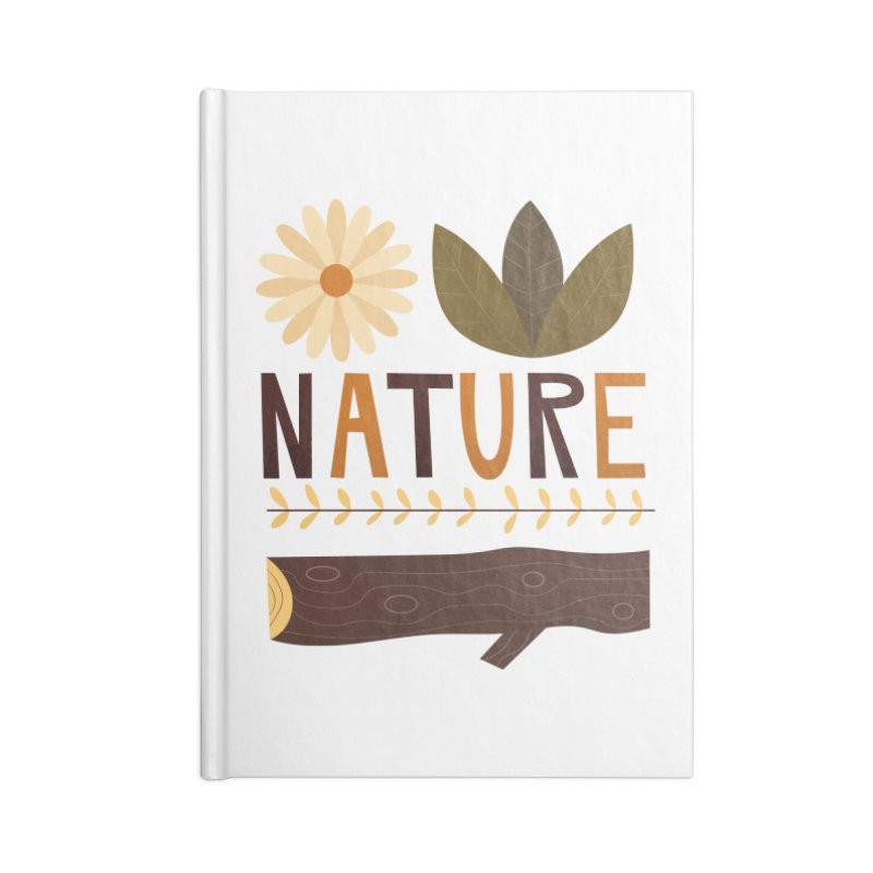 Outdoors Vintage Nature T-Shirt   Retro Camping Design Accessories Notebook by amirabouroumie's Artist Shop