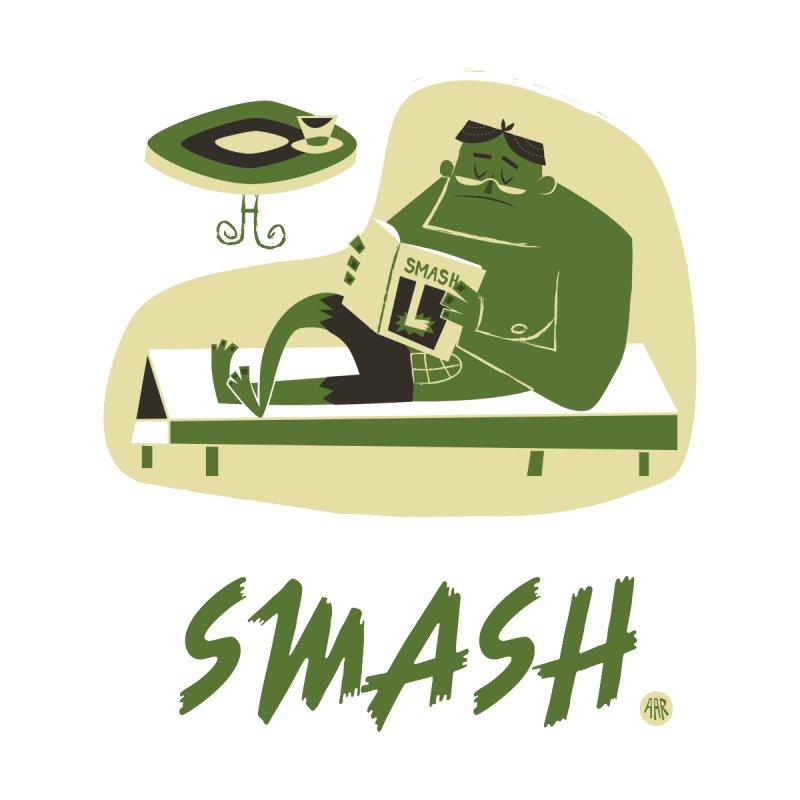 SMASH! by amirabouroumie's Artist Shop