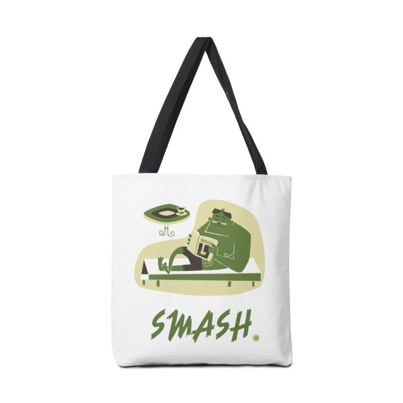 SMASH! Accessories Tote Bag Bag by amirabouroumie's Artist Shop