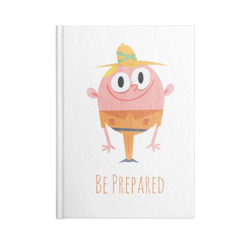 Boy Scouts - Be Prepared Accessories Notebook by amirabouroumie's Artist Shop