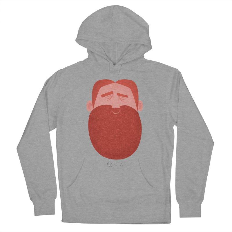 IOTA - Explore the Tangle - David's Beard Women's Pullover Hoody by amirabouroumie's Artist Shop