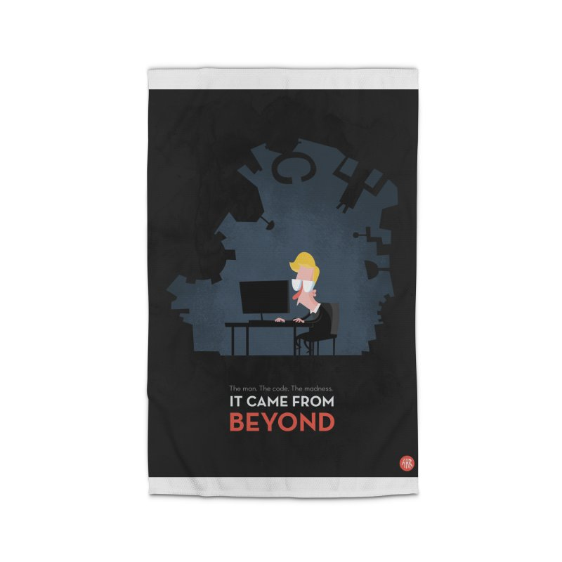 It came from beyond Home Rug by amirabouroumie's Artist Shop