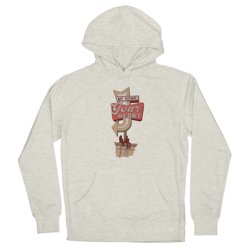My Home, Your Heart Men's Pullover Hoody by Amor de Verano Studio's Shop