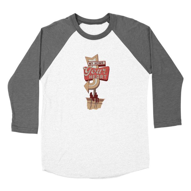 My Home, Your Heart Men's Longsleeve T-Shirt by Amor de Verano Studio's Shop