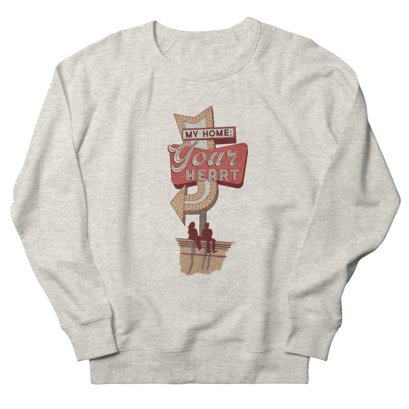 My Home, Your Heart Men's Sweatshirt by Amor de Verano Studio's Shop