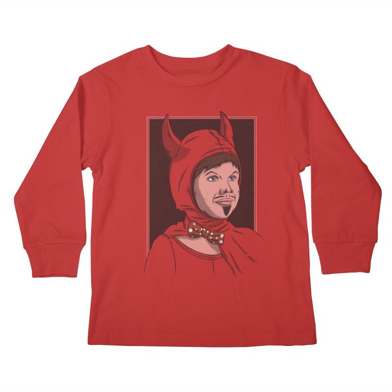 Junior - Problem Child Kids Longsleeve T-Shirt by Amor de Verano Studio's Shop