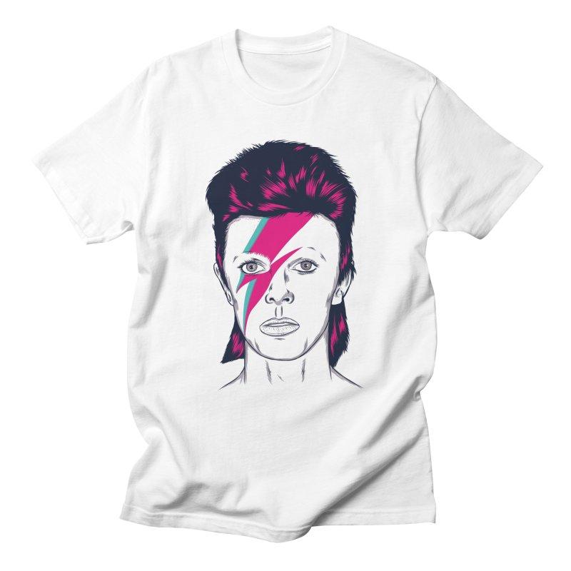 Bowie Men's T-Shirt by Amor de Verano Studio's Shop