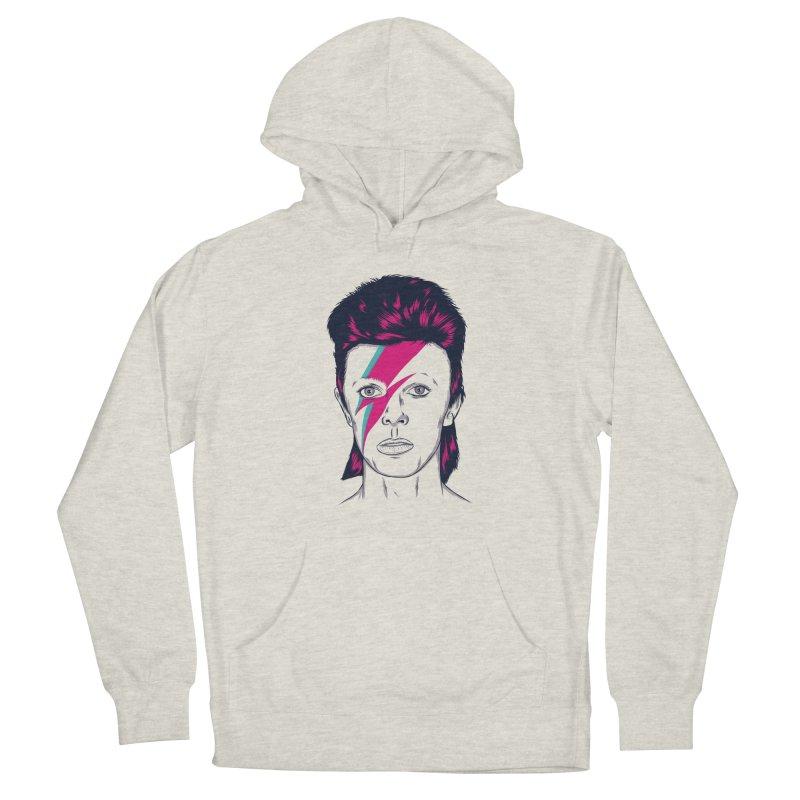 Bowie Men's Pullover Hoody by Amor de Verano Studio's Shop