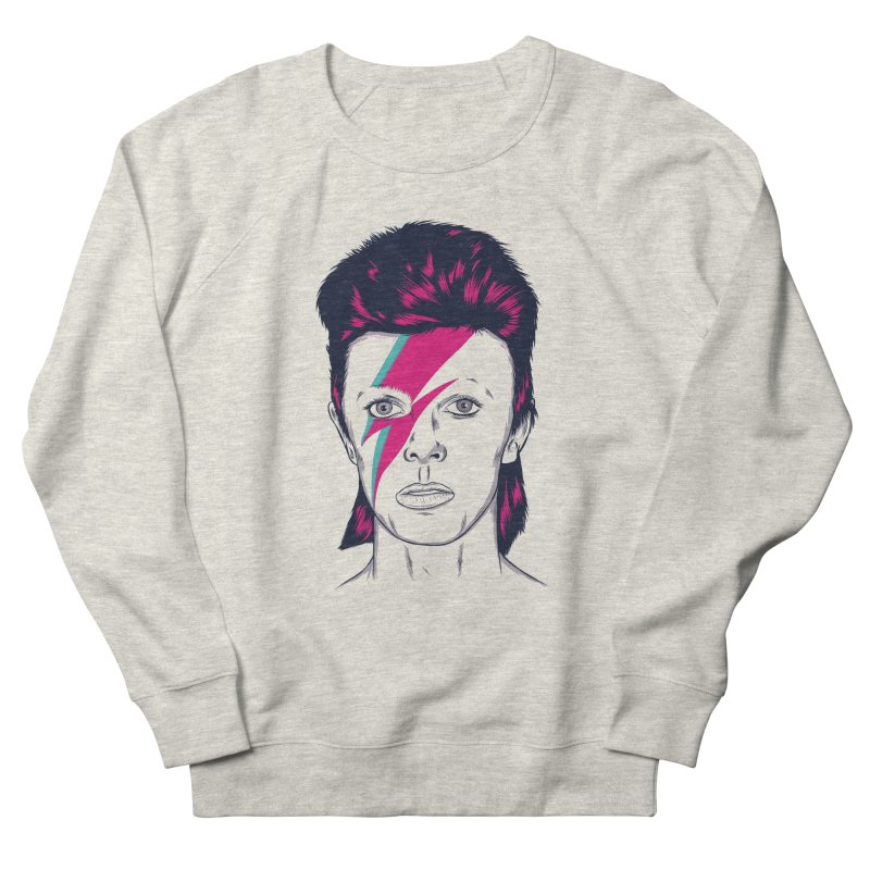 Bowie Men's Sweatshirt by Amor de Verano Studio's Shop