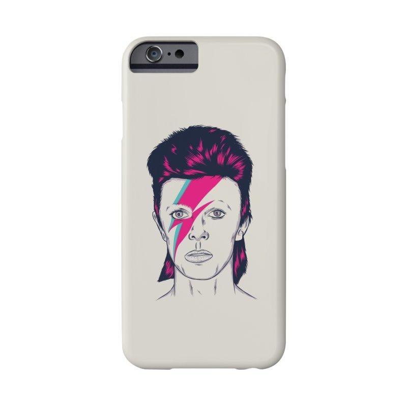 Bowie Accessories Phone Case by Amor de Verano Studio's Shop