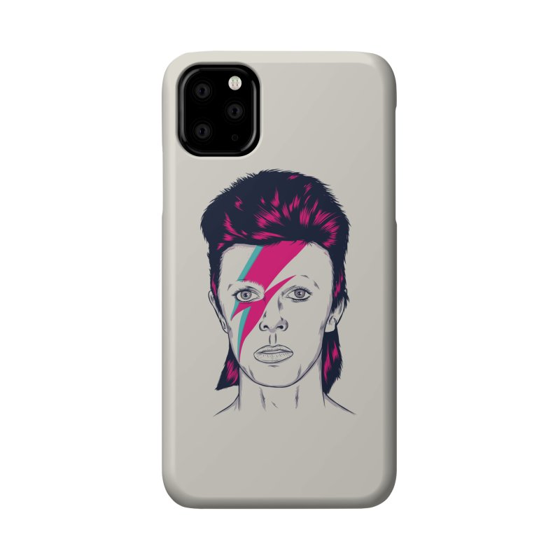 Bowie Accessories Phone Case by Amor de Verano Studio's Shop