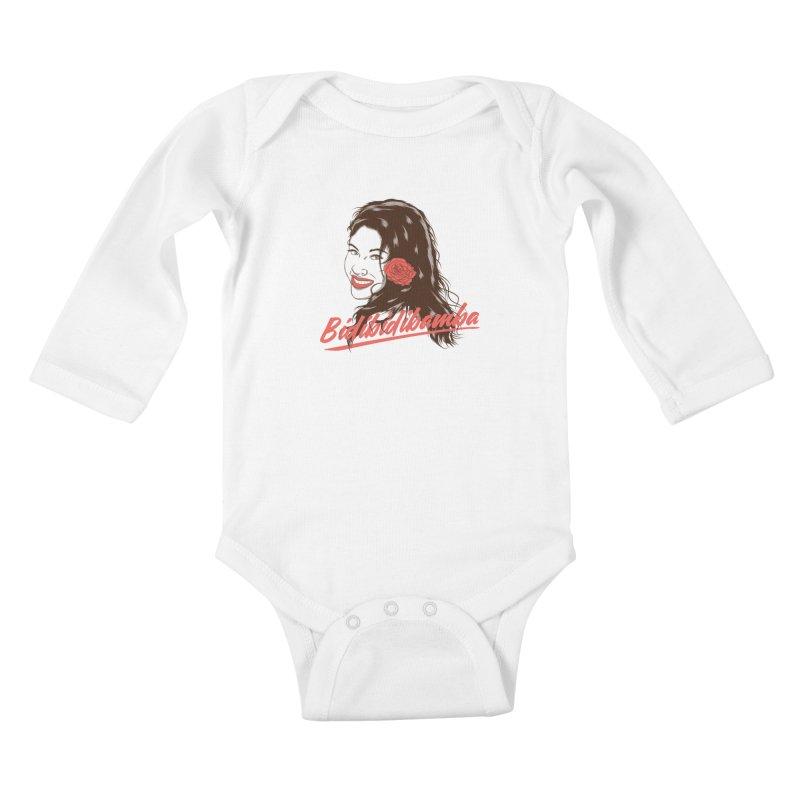 Bidibidibamba Kids Baby Longsleeve Bodysuit by Amor de Verano Studio's Shop