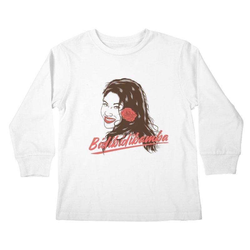Bidibidibamba Kids Longsleeve T-Shirt by Amor de Verano Studio's Shop
