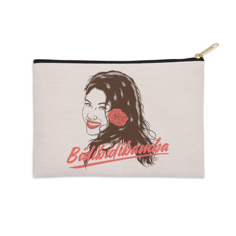 Bidibidibamba Accessories Zip Pouch by Amor de Verano Studio's Shop