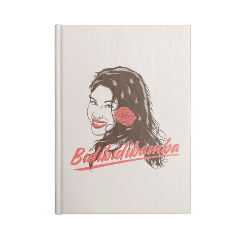 Bidibidibamba Accessories Lined Journal Notebook by Amor de Verano Studio's Shop