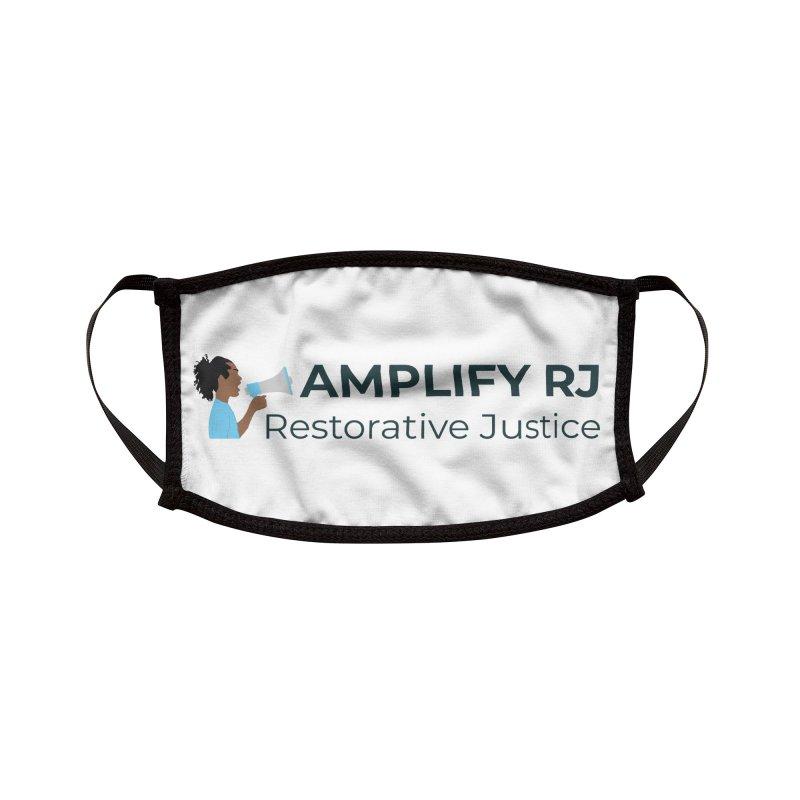 OG ARJ Logo (Dark) Accessories Face Mask by amplifyrj's Artist Shop