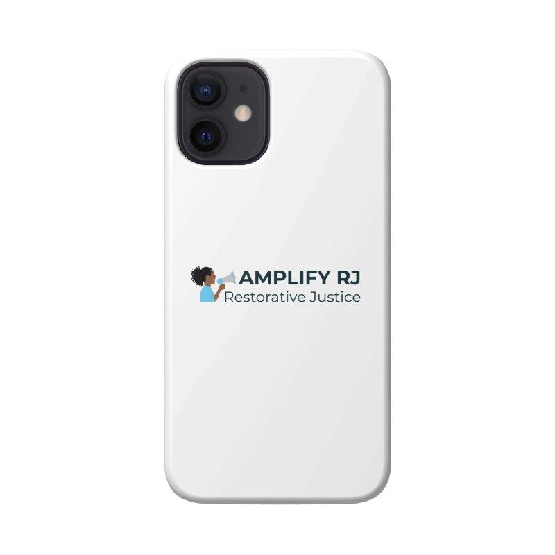 OG ARJ Logo (Dark) Accessories Phone Case by amplifyrj's Artist Shop