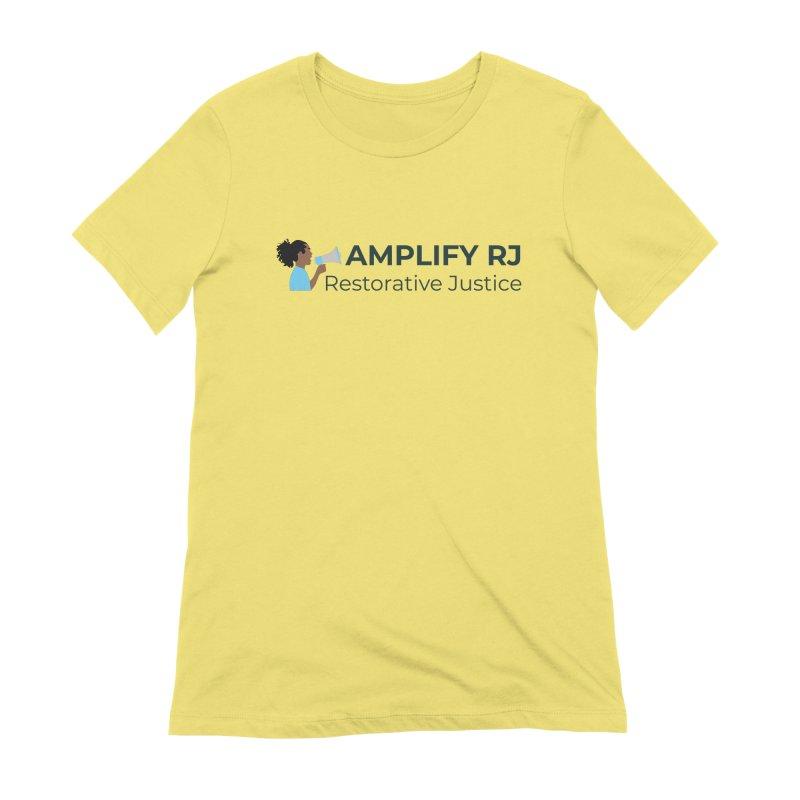 OG ARJ Logo (Dark) Women's T-Shirt by amplifyrj's Artist Shop