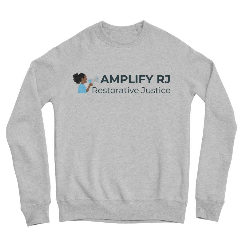 OG ARJ Logo (Dark) Men's Sweatshirt by amplifyrj's Artist Shop