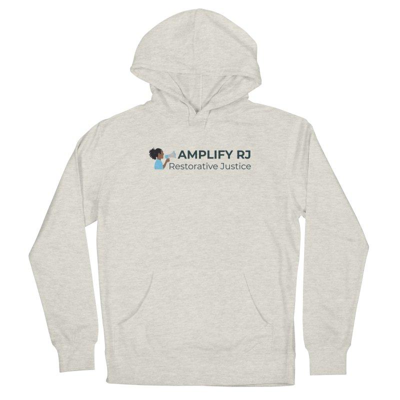OG ARJ Logo (Dark) Men's Pullover Hoody by amplifyrj's Artist Shop