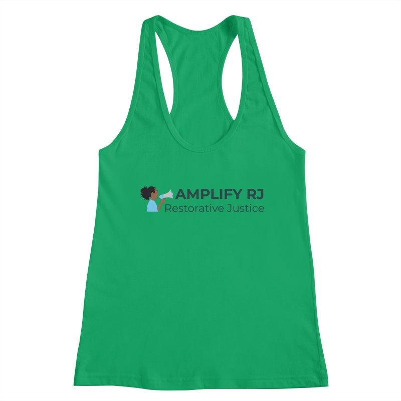 OG ARJ Logo (Dark) Women's Tank by amplifyrj's Artist Shop