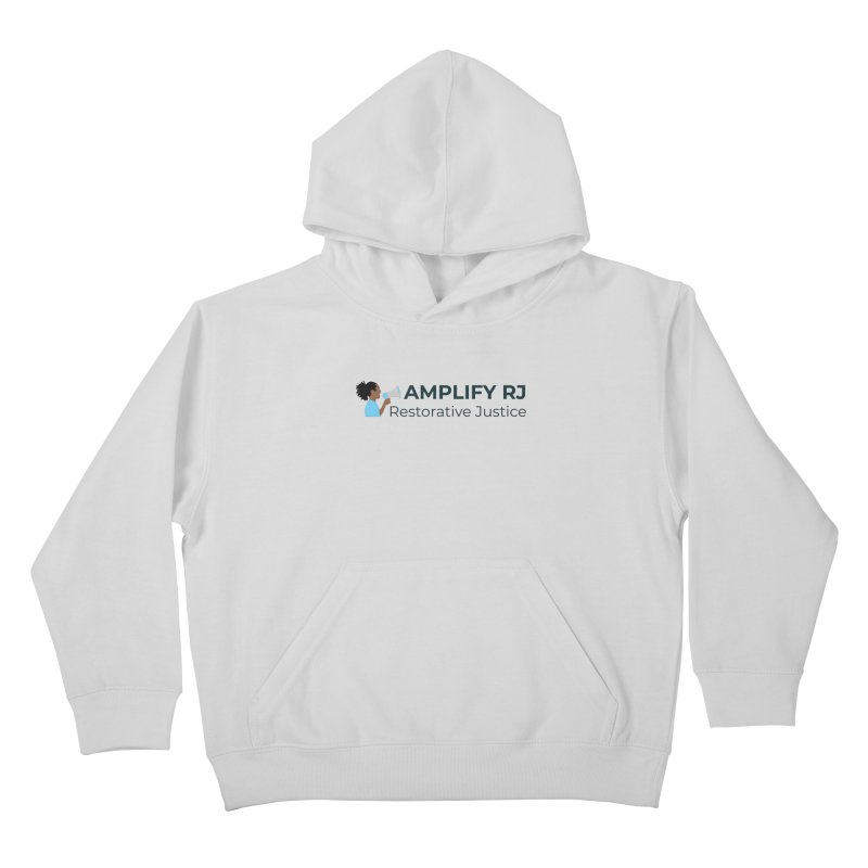 OG ARJ Logo (Dark) Kids Pullover Hoody by amplifyrj's Artist Shop