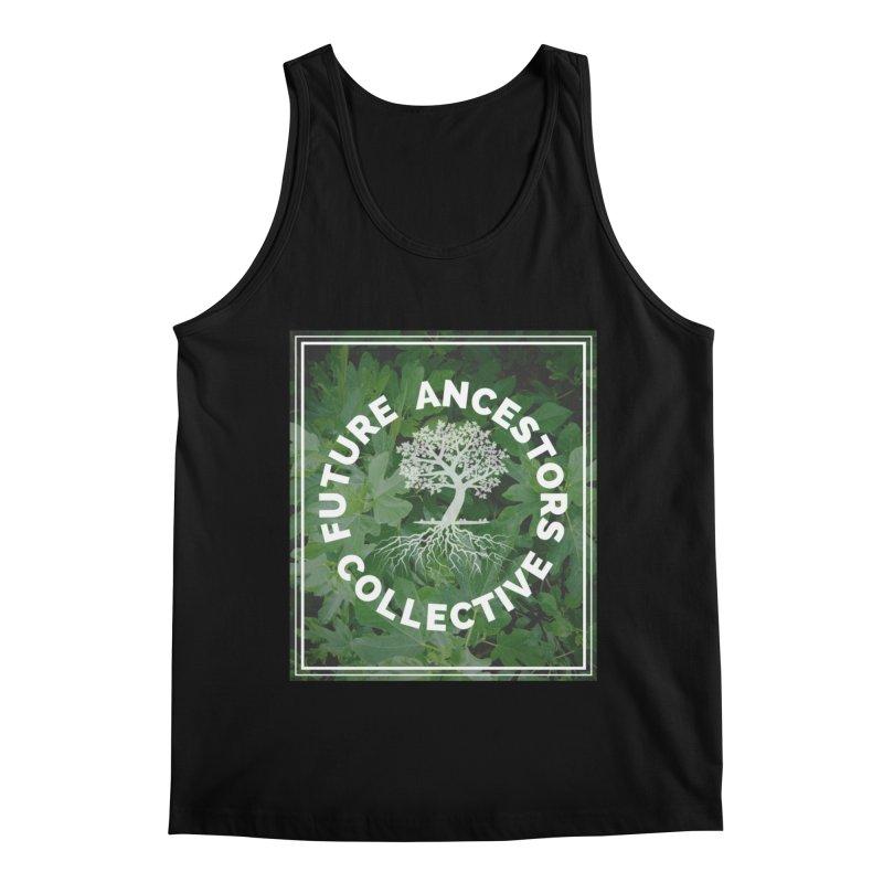 Future Ancestors Collective Men's Tank by amplifyrj's Artist Shop