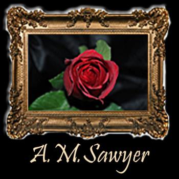 A.M.Sawyer's Artist Shop Logo