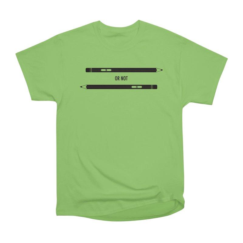 2B or not 2B Women's Heavyweight Unisex T-Shirt by Amu Designs Artist Shop