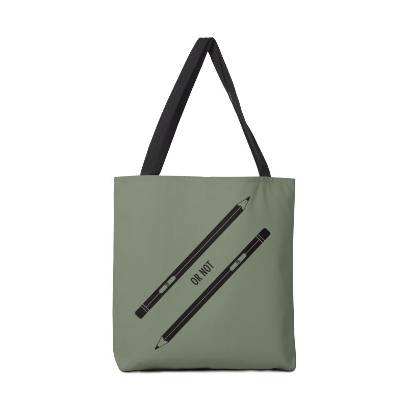 2B or not 2B Accessories Tote Bag Bag by Amu Designs Artist Shop