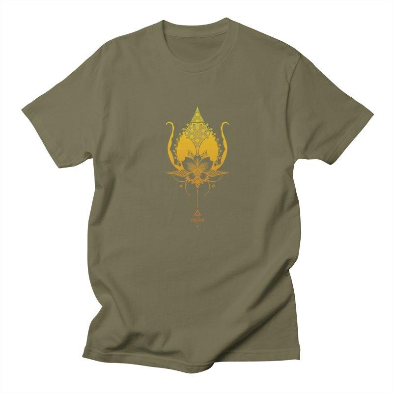 Aspire Men's Regular T-Shirt by Amu Designs Artist Shop