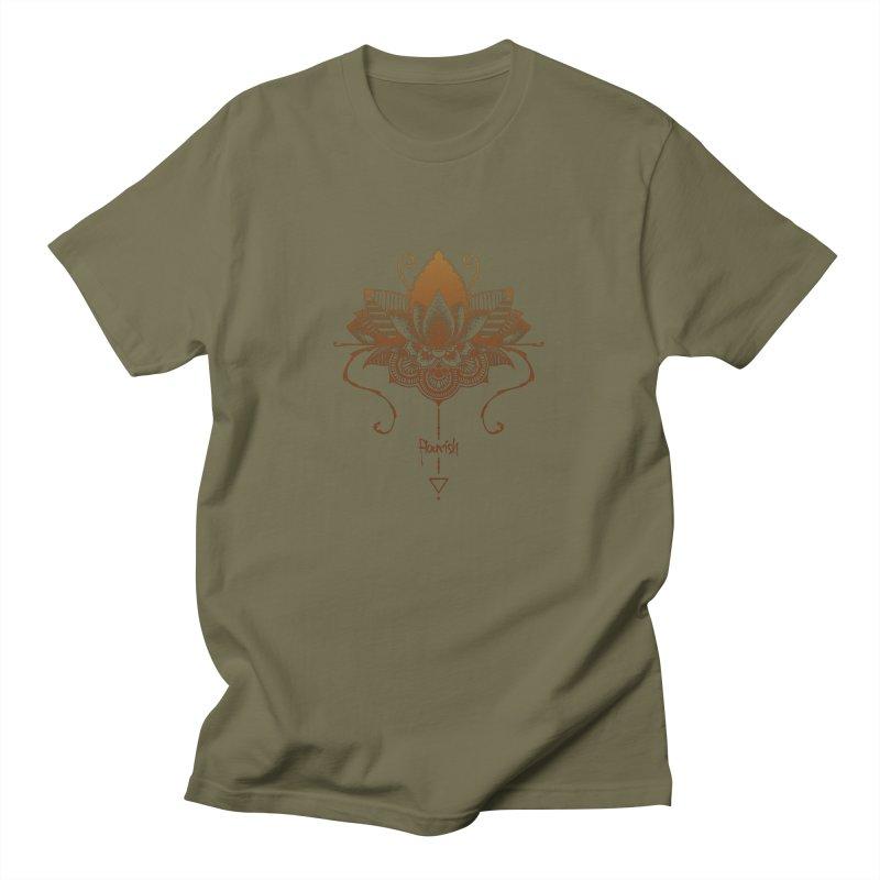 Flourish Women's T-Shirt by Amu Designs Artist Shop