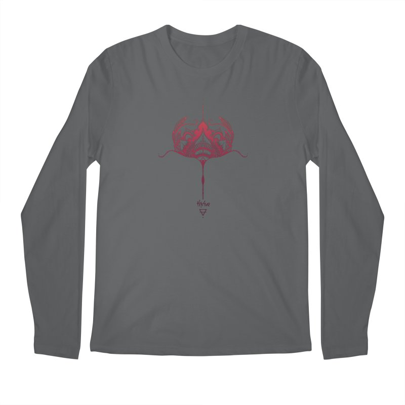 Thrive Men's Longsleeve T-Shirt by Amu Designs Artist Shop