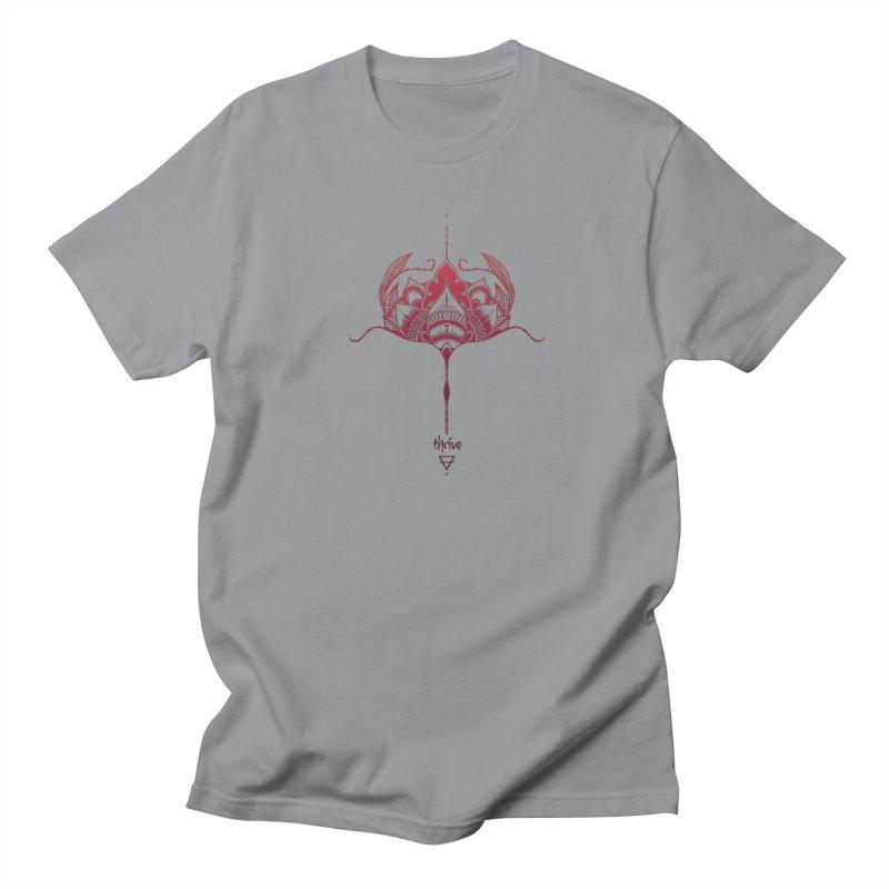 Thrive Men's Regular T-Shirt by Amu Designs Artist Shop