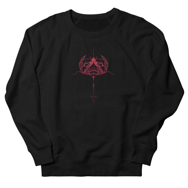 Thrive Women's French Terry Sweatshirt by Amu Designs Artist Shop