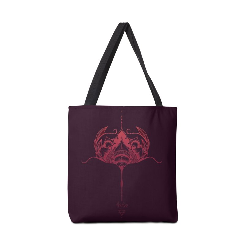 Thrive Accessories Tote Bag Bag by Amu Designs Artist Shop