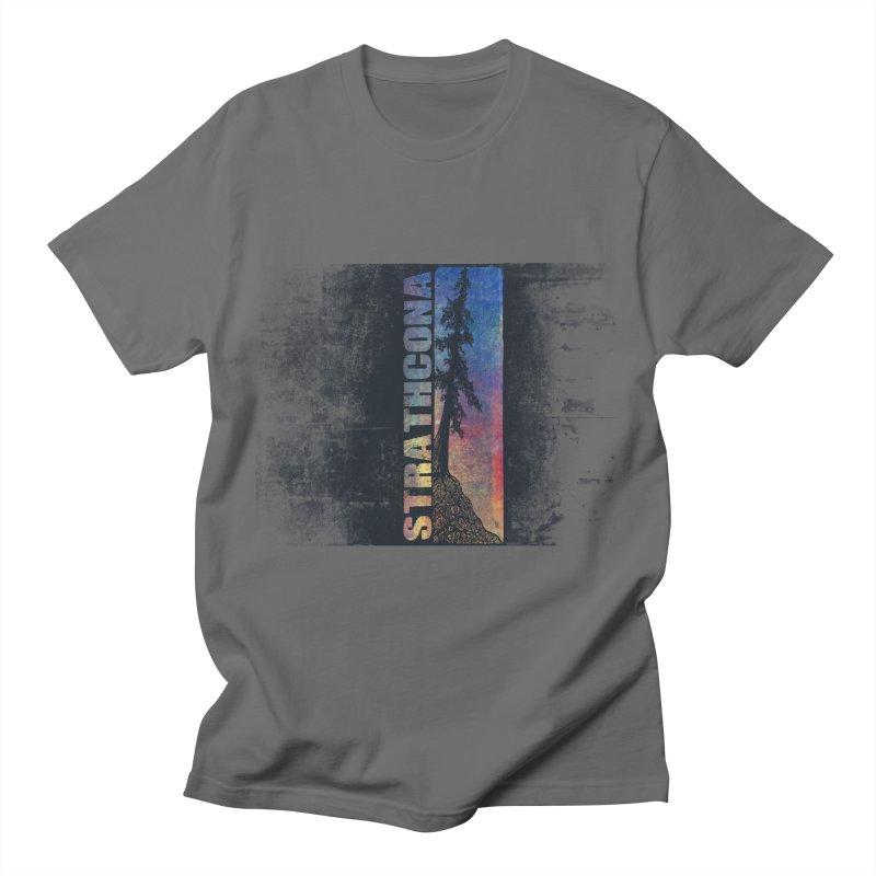 Strathcona Men's T-Shirt by Amu Designs Artist Shop