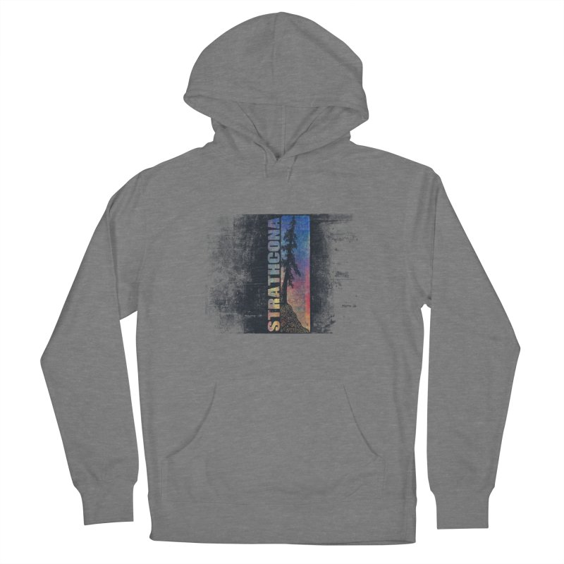 Strathcona Women's Pullover Hoody by Amu Designs Artist Shop