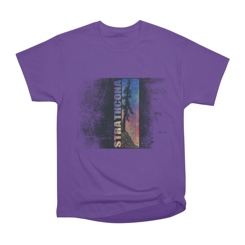 Strathcona Women's Heavyweight Unisex T-Shirt by Amu Designs Artist Shop