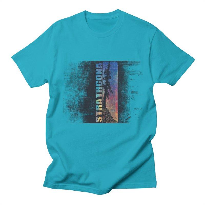 Strathcona Women's Regular Unisex T-Shirt by Amu Designs Artist Shop