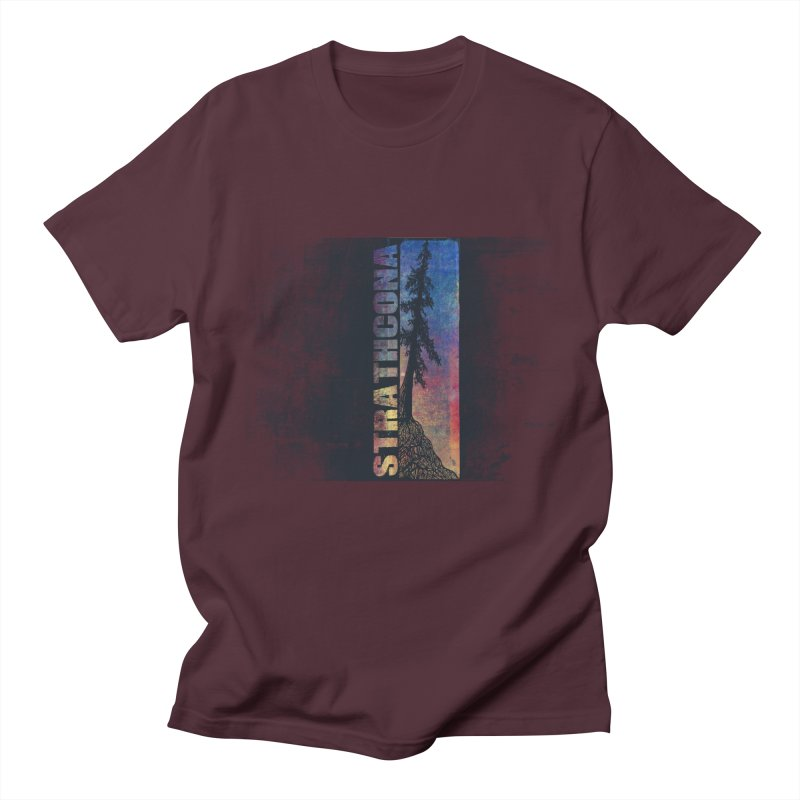 Strathcona Men's Regular T-Shirt by Amu Designs Artist Shop