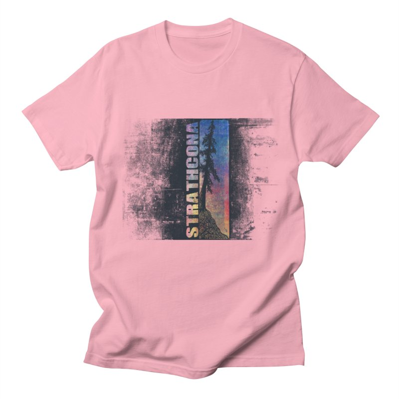 Strathcona Men's Regular T-Shirt by Amu Designs Artist Shop