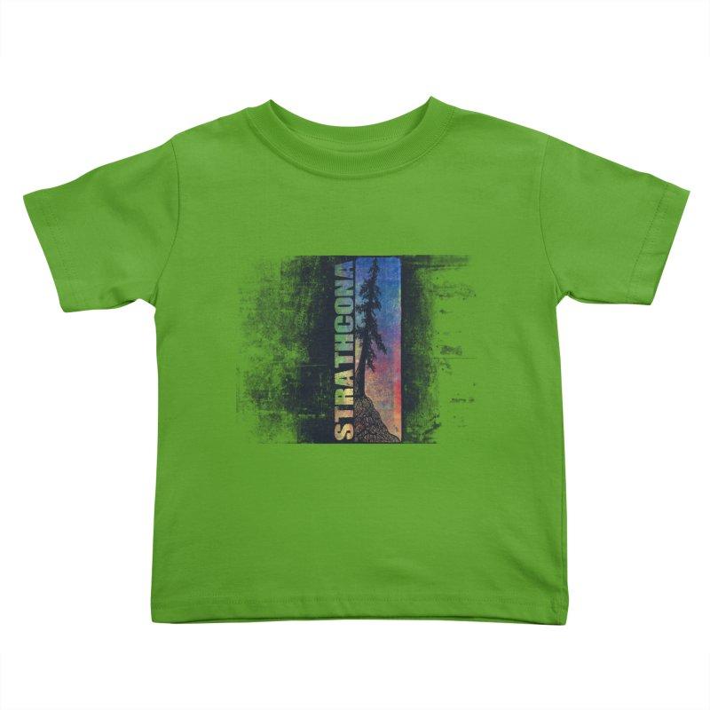 Strathcona Kids Toddler T-Shirt by Amu Designs Artist Shop