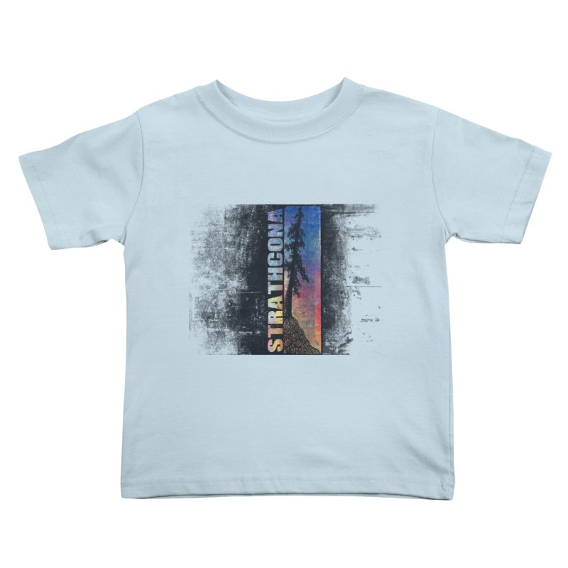 Strathcona Kids Toddler T-Shirt by Amu Designs Artist Shop